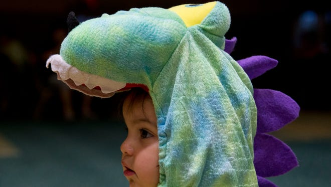 Costume contests abound along the Treasure Coast, but don't forget to bundle up!
