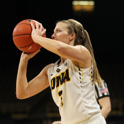 Iowa women dominate second half for crucial win over Minnesota