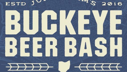 The Buckeye Beer Bash is Saturday in Fairfield.