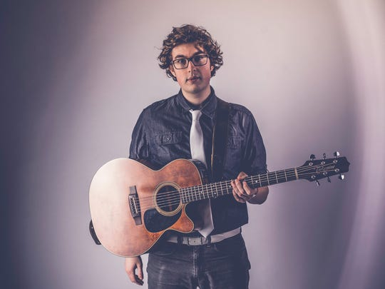 Portland singer/songwriter Jacob Westfall will play Feb. 6 at the Salem Winter Brewfest.