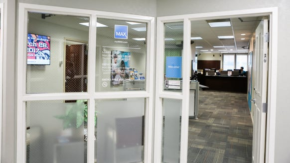 Max Credit Union recently opened a branch at Baptist
