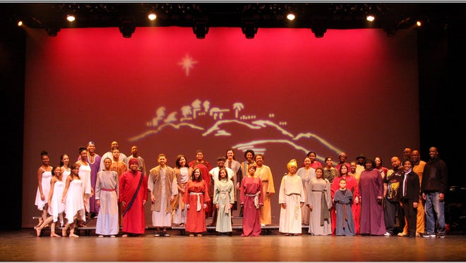 """Black Nativity"" comes to the Count Basie Theatre on Dec. 30."