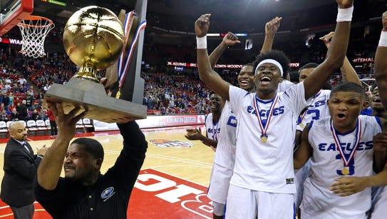 Destiny of Milwaukee won the WIAA Division 4 boys basketball