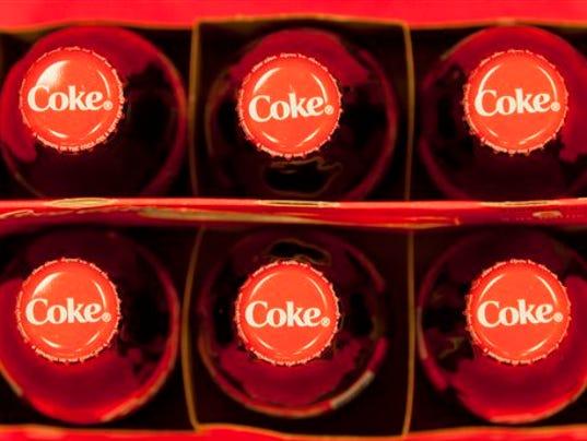 Coke earnings
