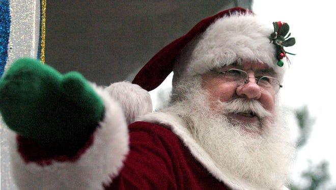 Santa Claus, Man, elf or myth?