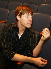 Former Horace Greeley High School drama teacher Christopher