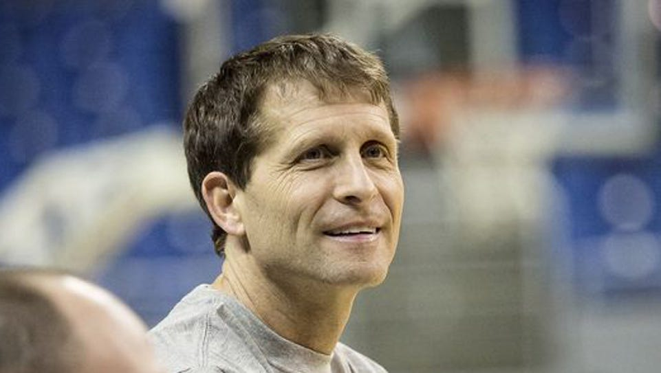 Eric Musselman isn't about the money, Wolf Pack athletic