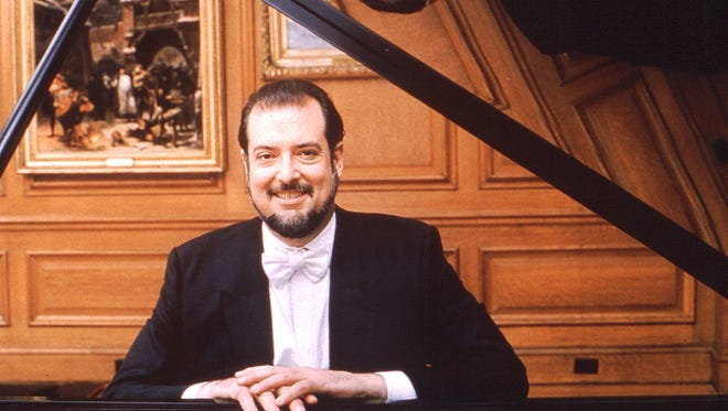 Piano soloist Garrick Ohlsson performed at the final concert of the 2016-17 New West Symphony season last weekend.