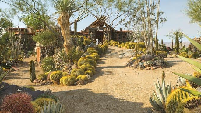 The Mojave Rock Ranch in Joshua Tree