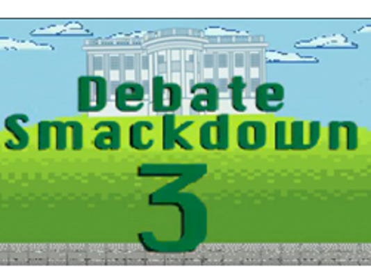 Debate Smackdown 3
