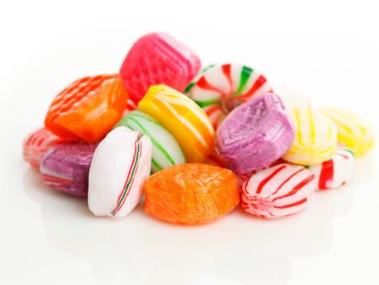 Hard Sugar Candy