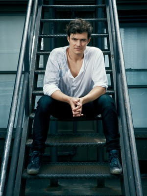 Orlando Bloom, lead of the new Broadway production of 'Romeo and Juliet.'