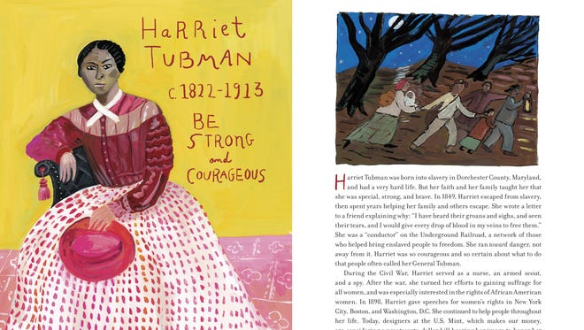 Harriet Tubman will be featured in Sen. Kirsten Gillibrand's upcoming book.