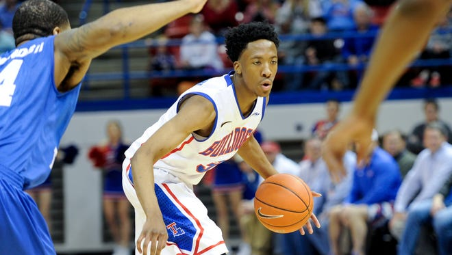 Louisiana Tech is no longer discussing the NCAA Tournament, instead placing its attention on short-term goals.