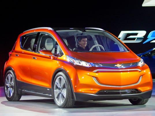 Electric Car Rental Denver