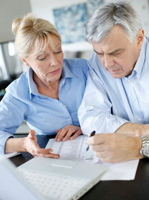Retirees often get particularly stressed about their financial situation.