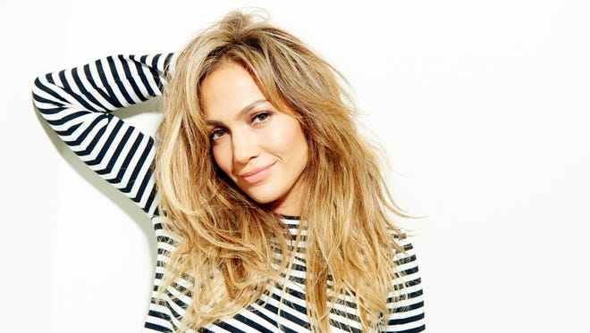 Jennifer Lopez poses for a portrait in promotion of her new album 'A.K.A.' at the Standard High Line Hotel on June 10, 2014, in New York.
