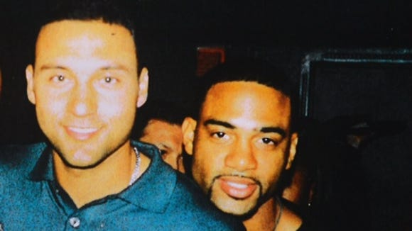 Derek Jeter and R.D. Long, from the 1990s.