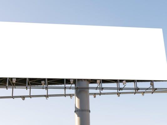 stock billboard