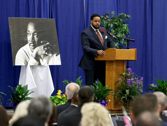 MLK Prayer and Scholarship Breakfast 2017