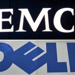 Dell announced its $67 billion buyout of cloud-computing company EMC in October, the largest tech deal in history.