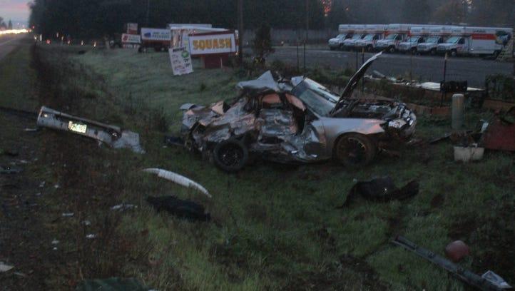 Salem man killed in crash on Highway 34