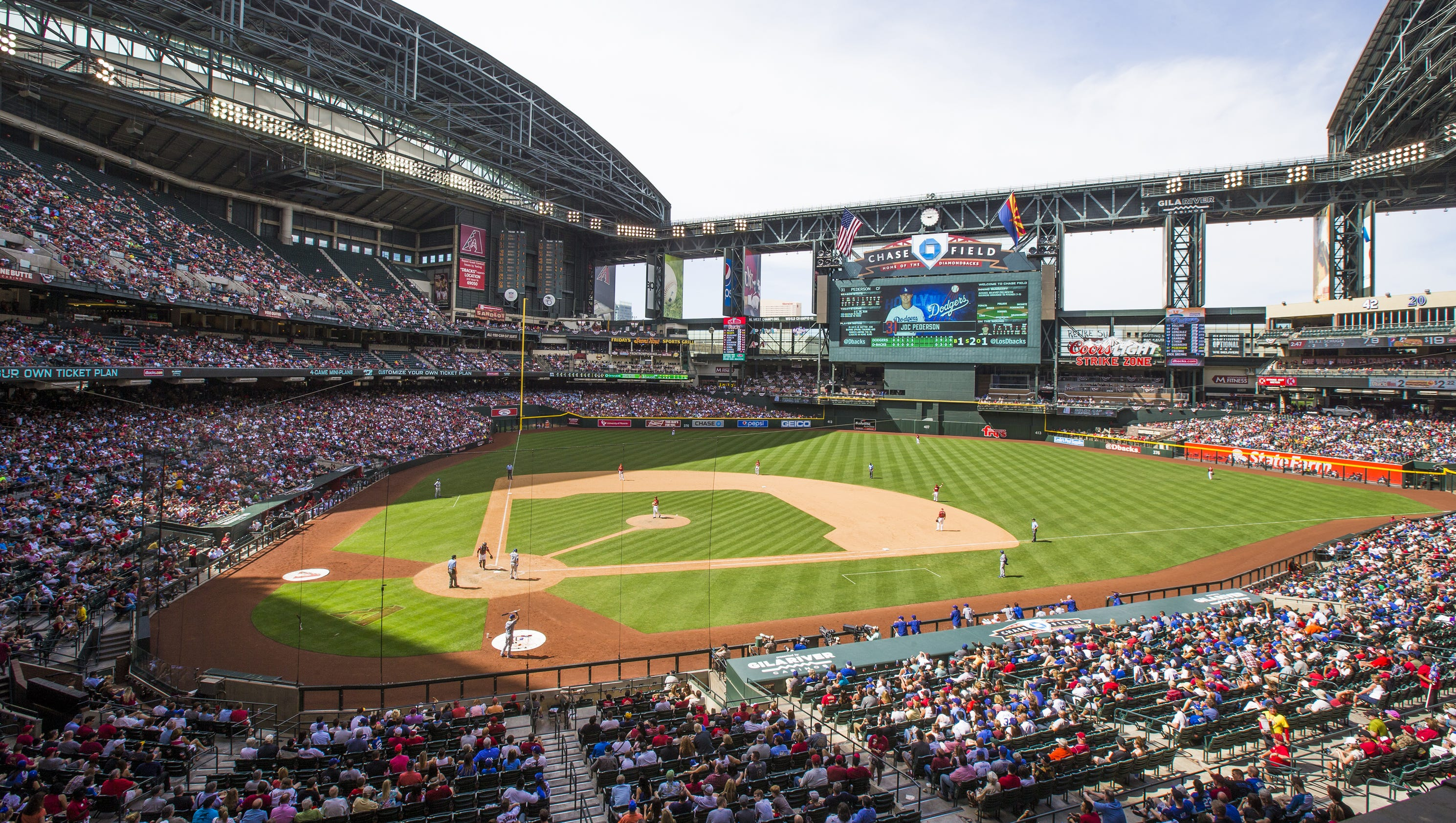 Image result for chase field