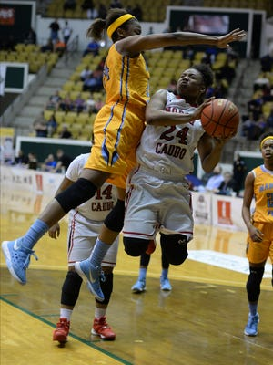 North Caddo's Destiny Rice will be one of the top players participating in the inaugural Battle on the Hardwood Classic in November.