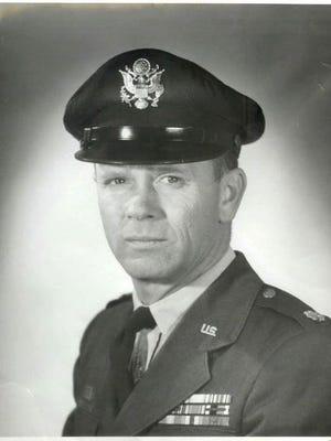 Lt. Col. Elmer Staib