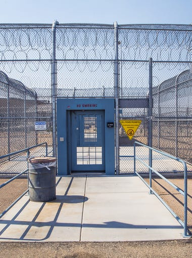 A riot one year ago damaged much of the Arizona State Prison-Kingman. Since then, a new operator, CEO Group, has taken over.