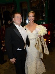 Kate Corcoran and Billy Sias married Dec. 5, 2015 at