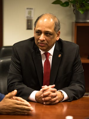 Neville Pinto will be UC's 30th president.