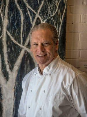 Joe Shaw, executive chef at Table 3.