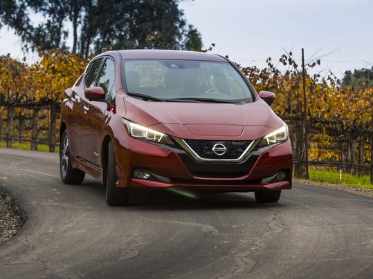 Auto review: A bargain battery electric: Nissan's Leaf is sensible as well as sleeker, smarter and cheaper