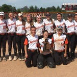 Northville keeps district softball trophy at home