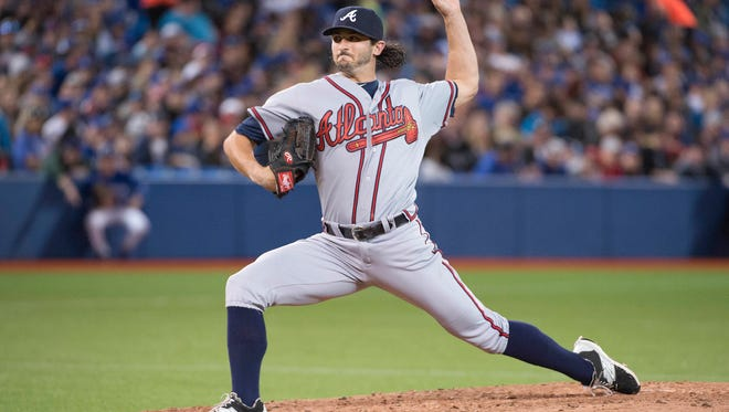 Braves relief pitcher Andrew McKirahan tested positive for a peptide before undergoing Tommy John surgery.
