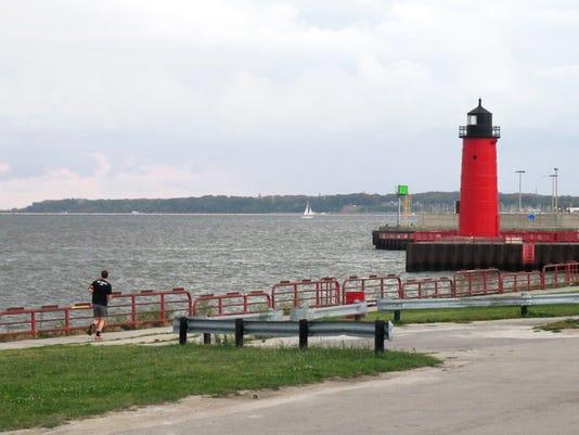 Milwaukee's Inner Harbor