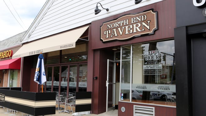 North End Tavern, a gastropub-style restaurant in New Rochelle.