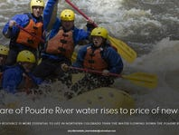 INSIDER EXTRA: Value of the Poudre River