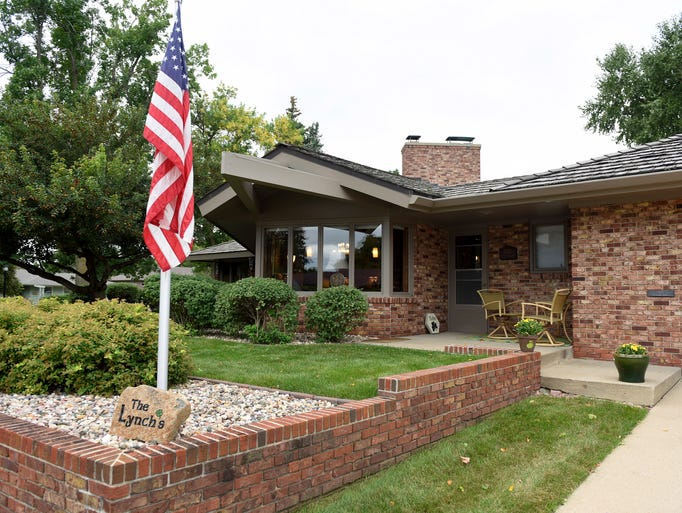 The home of Roxanne Lynch located in central Sioux