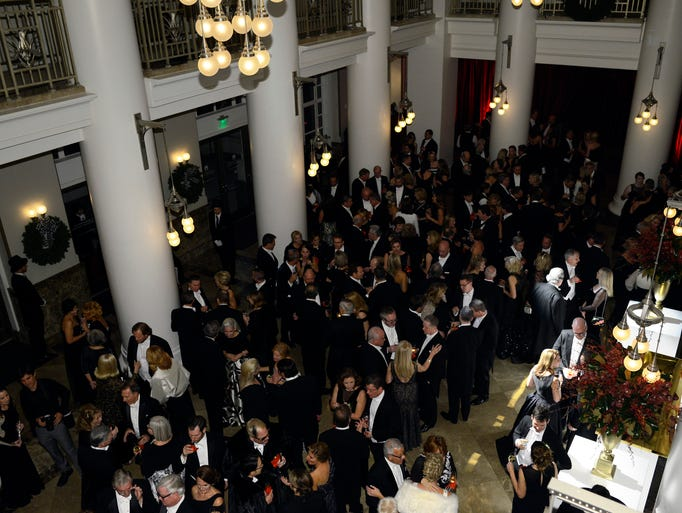The 32nd annual Symphony Ball on Saturday, December