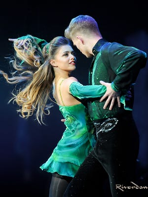 The Riverdance 20th anniversary world tour hits the Orpheum this weekend.