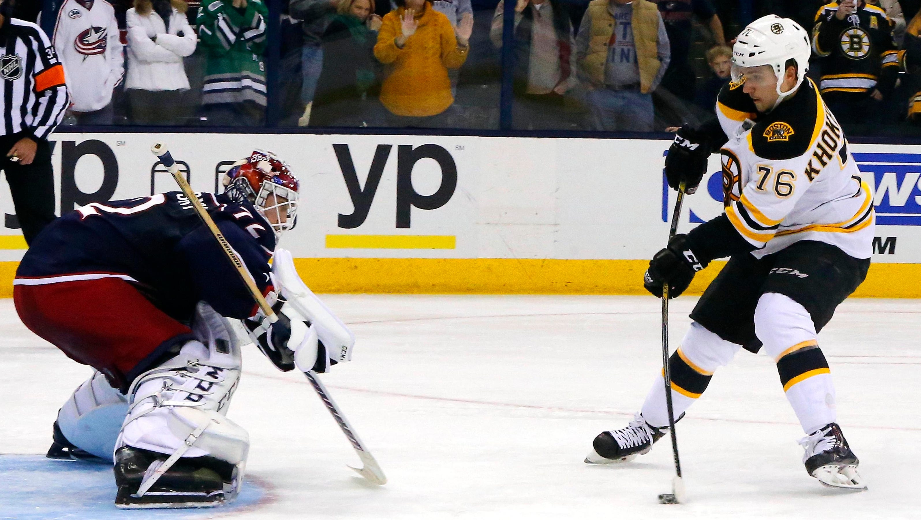 The Latest Boston Bruins News   SportSpyderBruins News