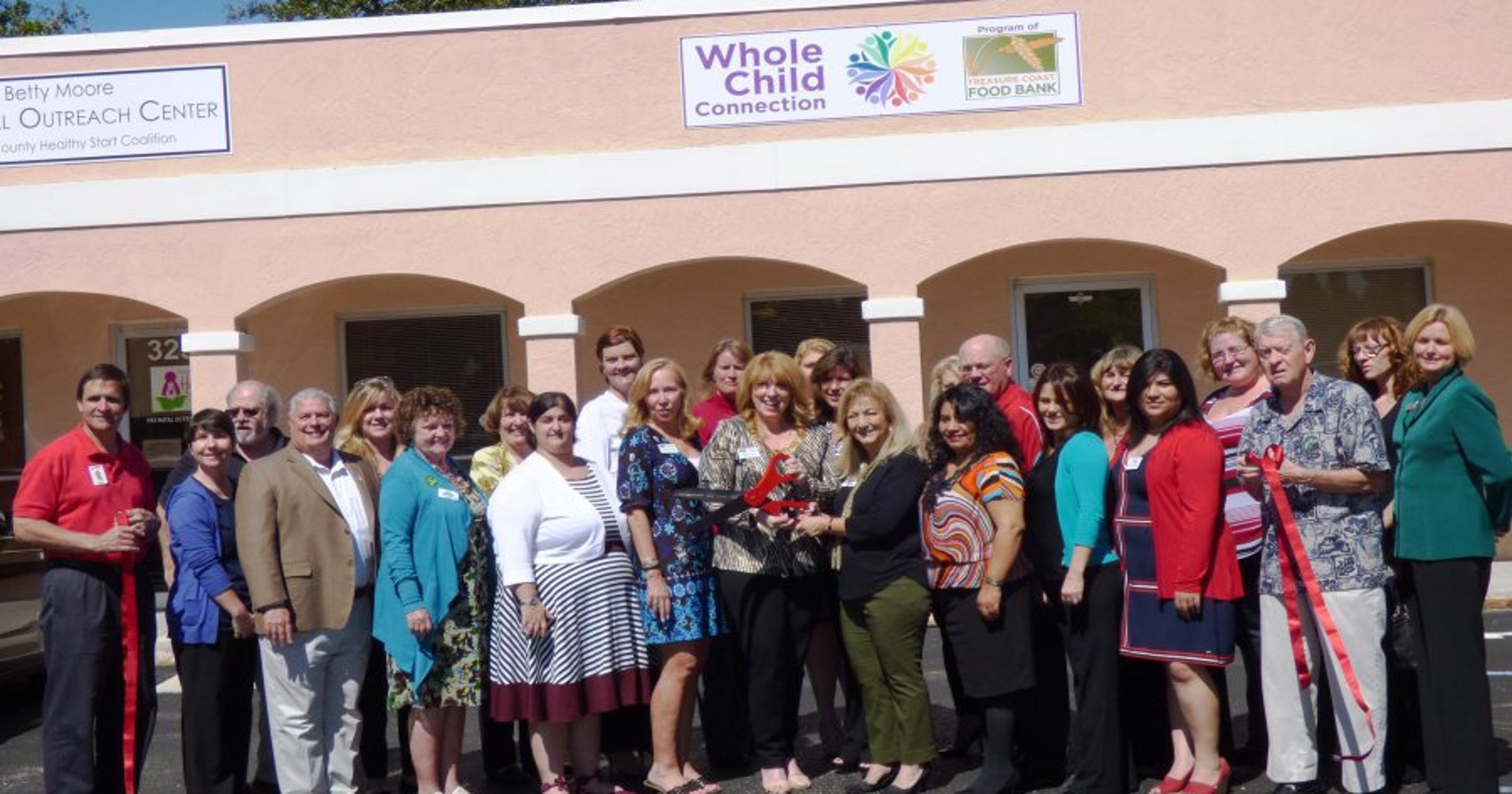 Treasure Coast Food Bank expands Whole Child Connection