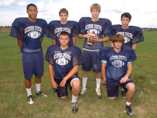 Ascension Episcopal's offensive leaders going into