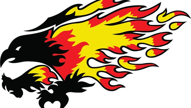 Chaparral Firebirds logo.