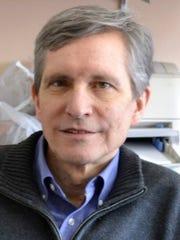 Mark Rectanus, Iowa State University professor of German
