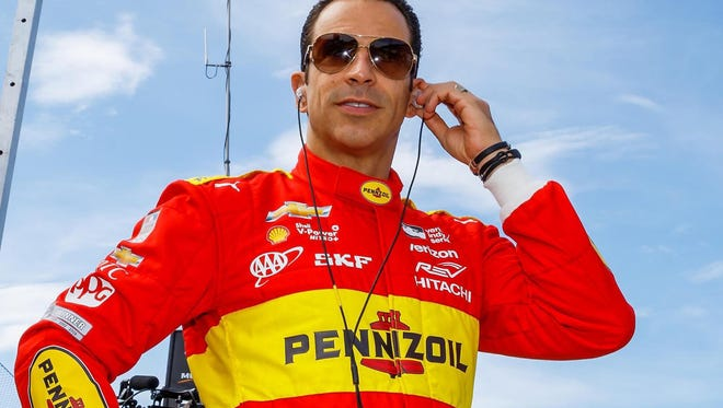 IndyCar Series driver Helio Castroneves has won the Indianapolis 500 more than once.