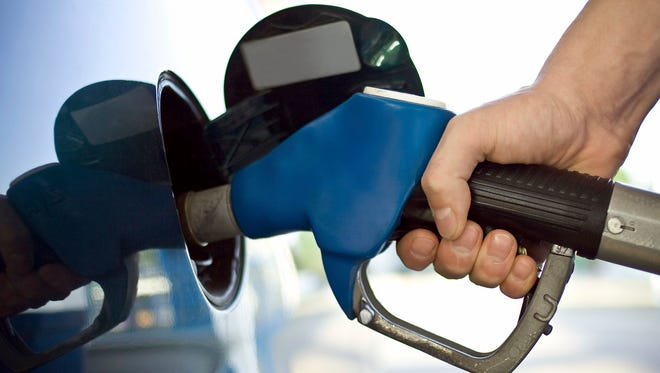 Gas price update