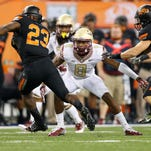 Jalen Ramsey looks to make a mark at his natural cornerback position for FSU in 2015.